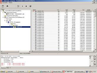 Восстановление данных с карты памяти с помощью PC3000-FLASH